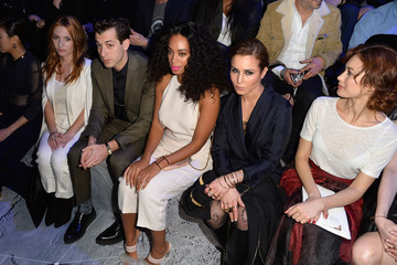 Mark Ronson Front Row at H&M