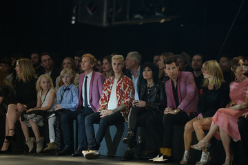 Mark Ronson SAINT LAURENT at the Palladium - Runway