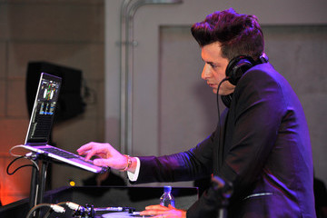 Mark Ronson Emporio Armani Sounds Los Angeles - Inside