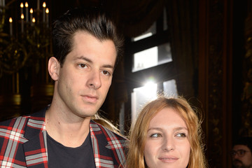 Mark Ronson Front Row at Stella McCartney