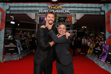 Mark Ruffalo 'Thor: Ragnarok' Sydney Screening Event