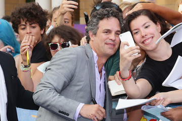 Mark Ruffalo Giffoni Film Festival 2015 - Day 2