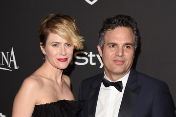 Mark Ruffalo InStyle And Warner Bros. Golden Globes Party — Part 2