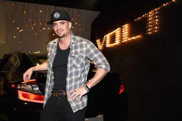 Mark Salling West Coast Reveal of the 2016 Chevrolet Volt