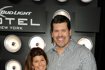 Mark Schlereth Bud Light Hotel - Arrivals