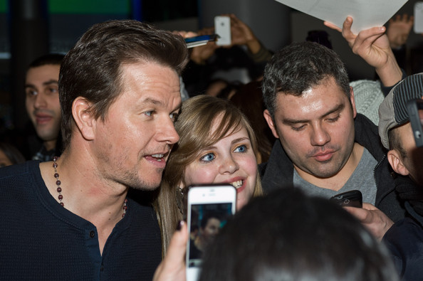 "Mark Wahlberg - ""Broken City"" Chicago Screening"