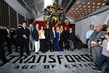 Mark Wahlberg 'Transformers: Age of Extinction' Premieres in NYC