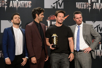 Mark Wahlberg Press Room at the MTV Movie Awards — Part 2