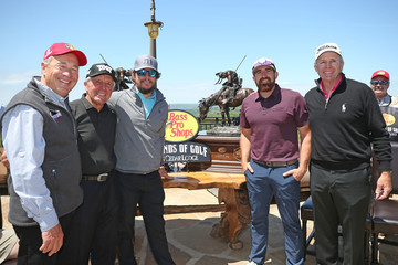 Mark Wahlberg Bass Pro Shops Legends Of Golf - Final Round