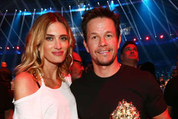 Mark Wahlberg Inside the MTV Movie Awards