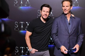 Mark Wahlberg Peter Berg CinemaCon 2017 - STX Films Headlines Cinemacon's 'The State of the Industry: Past, Present and Future' Presentation