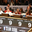 Mark Wahlberg Celebrities Attend the 2018 State Farm All-Star Saturday Night