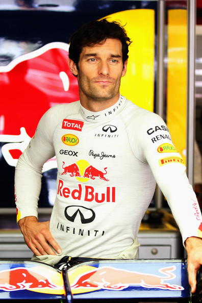 Mark Webber - Spanish F1 Grand Prix - Qualifying