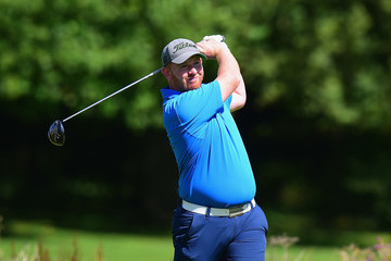 Mark Whelan Golfbreaks.com PGA Fourball Championship - Day 2