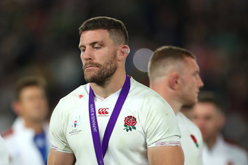 Mark Wilson England v South Africa - Rugby World Cup Final 2019