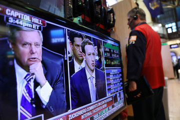 Mark Zuckerberg Stocks Rise As China's Comments Calm Growing Fears Of Potential Trade War