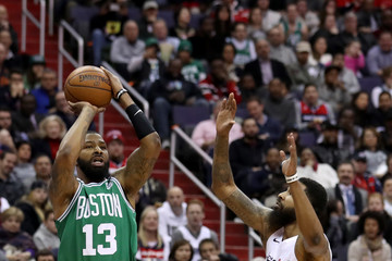 Markieff Morris Boston Celtics v Washington Wizards