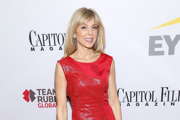 Marla Maples Capitol File 58th Presidential Inauguration Reception