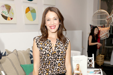 Marla Sokoloff Serena & Lily and Sara Blakely Celebrate the Launch of The Belly Art Project Benefiting Every Mother Counts