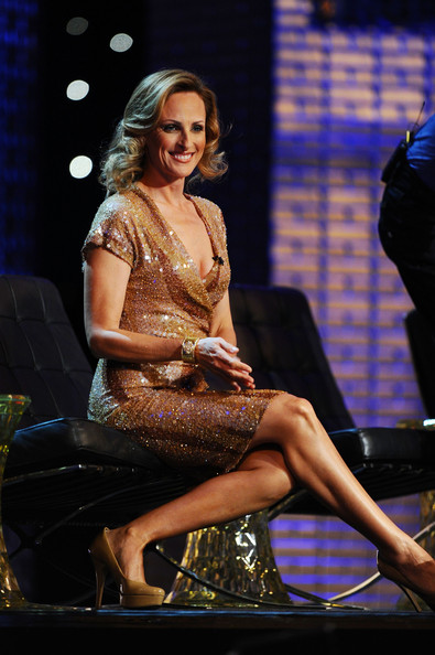 Actress Marlee Matlin attends the Comedy Central Roast Of Donald Trump ...