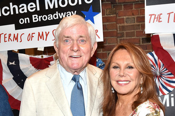 Marlo Thomas 'The Terms of My Surrender' Broadway Opening Night - Arrivals & Curtain Call