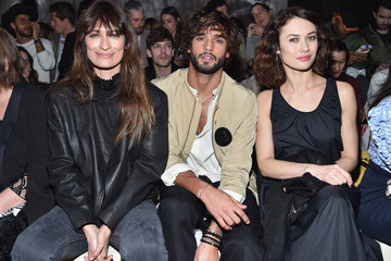Marlon Teixeira H&M Studio : Front Row  - Paris Fashion Week