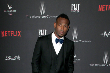 Marlon Wayans The Weinstein Company and Netflix Golden Globe Party, Presented With FIJI Water, Grey Goose Vodka, Lindt Chocolate, and Moroccanoil - Red Carpet