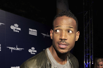 Marlon Wayans Republic Records Official MTV VMA Afterparty