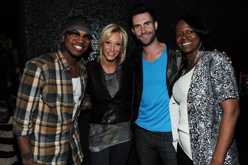 "Paula White Maroon 5's ""Hands All Over"" Album Release Party"