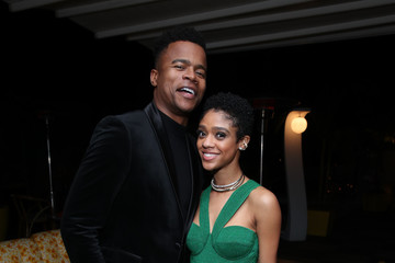 """Marque Richardson Premiere Of Amazon Prime Video's """"Hunters"""" - After Party"""