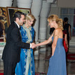 Helene De Fougerolles and Prince Moulay Rachid