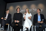 Laura Dern and Adam Driver Photos Photo