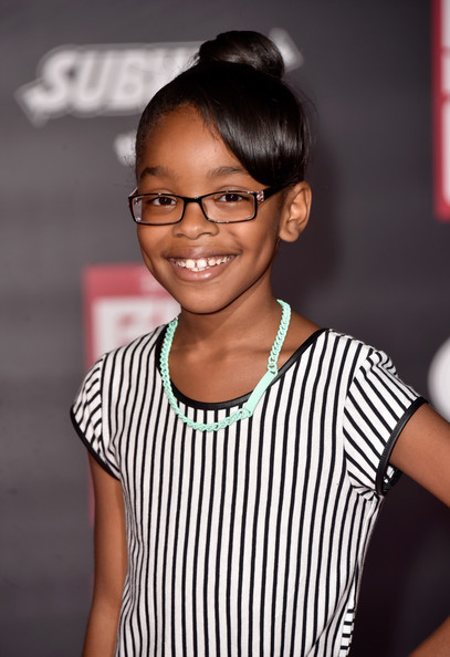 Marsai Martin Photos Photos Premiere Of Disney S Quot Big