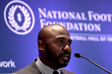 Marshall Faulk 60th National Football Foundation Awards - Press Conference