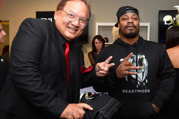 Marshawn Lynch D'USSE Lounge at Kovalev vs. Ward