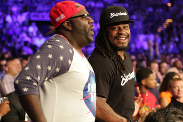 Marshawn Lynch The D'USSE Lounge at Ward-Kovalev 2: 'The Rematch'