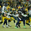 Marshawn Lynch Divisional Round - Seattle Seahawks vs Green Bay Packers
