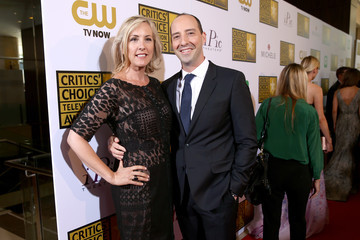 Martel Thompson Arrivals at the Critics' Choice Television Awards — Part 2