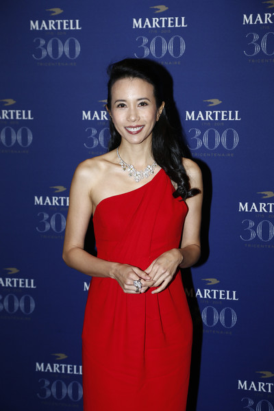 Martell Cognac Celebrates Its 300th Anniversary at the Palace of Versailles - Red Carpet Arrivals