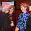 Martha Lane-Fox The Duchess Of Cornwall Attends A Reception In Support Of The Women Of The World Festival 2015