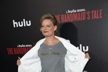 Martha Plimpton Premiere of Hulu's 'The Handmaid's Tale' - Arrivals