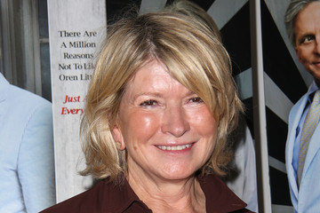 "Martha Stewart ""And So It Goes"" East Hampton Premiere"