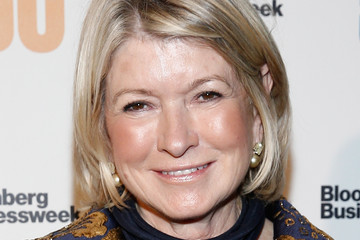 Martha Stewart 'The Bloomberg 50' Celebration In New York City - Arrivals