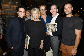 Martha Stewart New York + Delta Faucet Celebrate Wendy Goodman's Book Release At Roman And Williams Guild