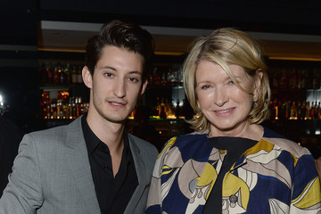 Martha Stewart 'Yves Saint Laurent' Screening Afterparty