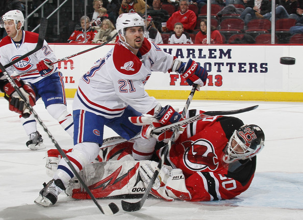 Montreal Canadiens v New Jersey Devils []