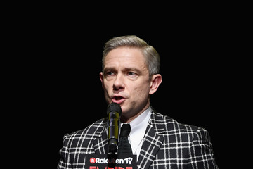 Martin Freeman Rakuten TV EMPIRE Awards 2018 - Show