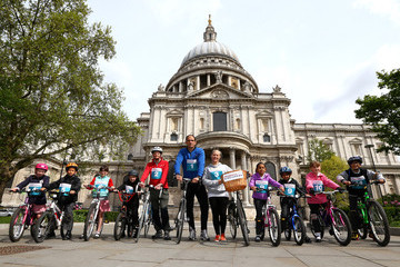 Martin Johnson Prudential RideLondon Freecycle Launch