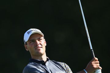 Martin Kaymer KLM Open - Day One
