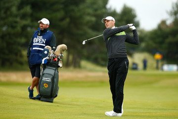 Martin Kaymer 146th Open Championship - Day Two